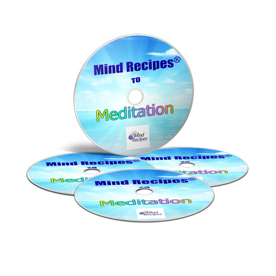 Mind Recipes® Breathing and Relaxation Guided Meditation MP3