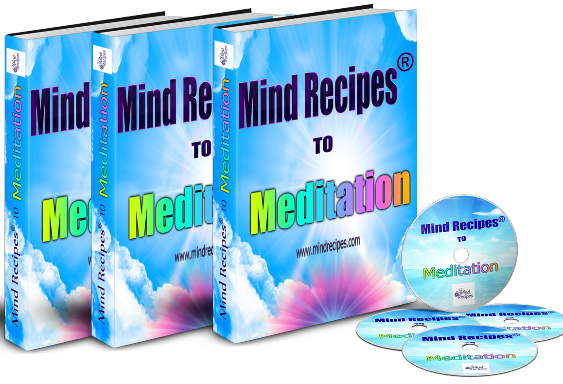 Mind Recipes® To Meditation Pack